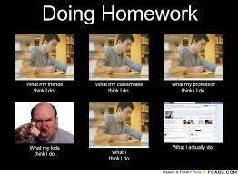 Homework Meme - kid doing homework meme