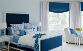 curtains stunning navy blue bedroom curtains cool blue bedroom