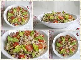 cuisiner les haricots blancs salade de haricots blancs au céleri tomates cerises et thon la
