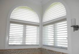 blinds for arched windows hunter douglas business for curtains