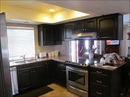 Grey Oak Kitchen Cabinets Kitchen Staining Oak Cabinets Grey Cabinet Colors Kitchen