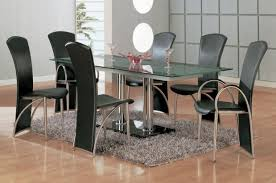 Glass Top Pedestal Dining Room Tables by Dining Room Uncommon Glass Top Pedestal Dining Room Table Ideal