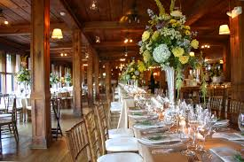 family style wedding reception a realistic wedding