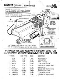 naa wiring diagram ford tractor ignition switch wiring diagram