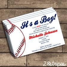 baby shower baseball theme baseball baby shower invites diabetesmang info