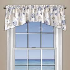 Blue Kitchen Curtains 10 Attractive Coastal Kitchen Curtains Under 33 00