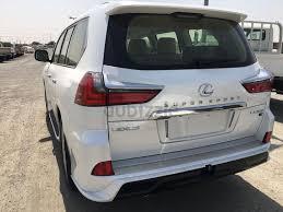 dubizzle dubai lx series 2018 lexus lx 570 new shape for export