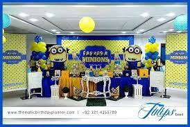 minions centerpieces minion birthday party decorations minion themed birthday party