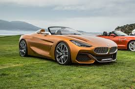 bmw concept z4 first look auto empire