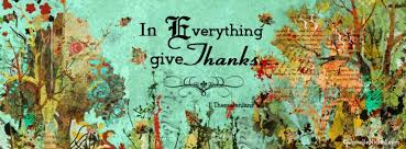 in everything give thanks inspirational artwork by janelle nichol