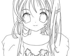 coloring pages teenagers girls ideas style ideas