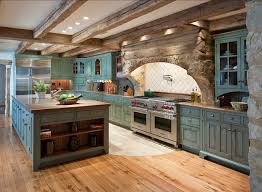 rustic painted kitchen cabinets best 20 distressed kitchen