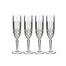 marquis by waterford brady flute set 4 waterford