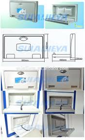 Folding Baby Change Table Folding Wall Mounted Baby Change Table For Toiletwall Changing Diy
