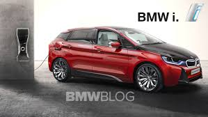 red bmw 2016 the electric bmw i3 can bmw fend off the charge of the tesla