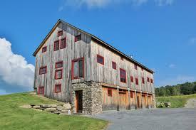 Timber Frame Barn Homes Vermont Timber Frame Green Mountain Timber Frames Middletown