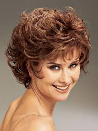 raquel welch short hairstyles 16 fabulous short hairstyles for curly hair olixe style