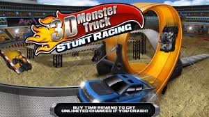 3d monster truck parking simulator game 1 gameplay
