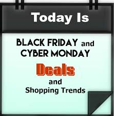 amazon fire black friday monday black friday and cyber monday deals and shopping trends