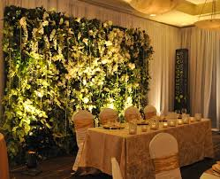 wedding backdrop vancouver wedding decor services vancouver greenscape forest