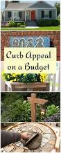 How To Give Your House Curb Appeal - 197 best clever curb appeal ideas images on pinterest curb
