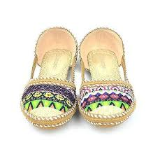Comfort Flat Shoes Colorful Slip On Ballerina Comfort Flat Shoes U2013 Tattopani Fashion