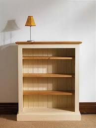 small bookcases for sale paint and stain wooden bookshelf light color for a small condo but