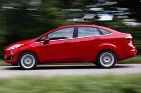 2016 ford fiesta sedan pricing for sale edmunds