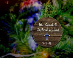baptism ornaments etsy