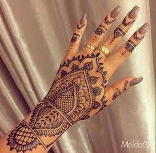 black henna nails rings tatoo hennatatoo henna pinterest