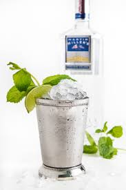 mint julep cocktail gin mint julep southern fatty