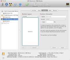 format wd elements external hard drive for mac how to install os x 10 10 yosemite on an external drive