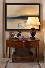Entrance Tables And Mirrors Furniture Wall Design With Table L Also Wooden Foyer