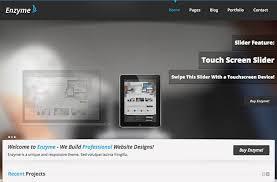 produkta html5 responsive template creative beacon