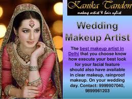 makeup artist in amazing best wedding makeup artist in delhi