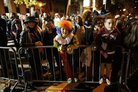 new york city halloween parade 2015 best costumes moments from