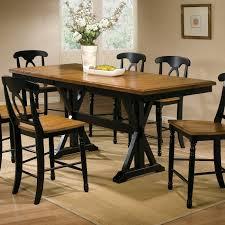 kitchen 32 cool light brown round modern wooden counter height