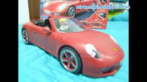 pink convertible porsche playmobil 3911 porsche 911 carrera s youtube