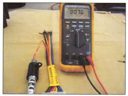 kia oil control valve inspection automotive service professional