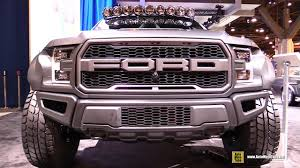 Classic Black Ford Svt Raptor - 2017 ford f150 raptor pre runner by deberti design exterior and