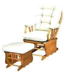 rocking chair and ottoman medium size of chairs and ottomans