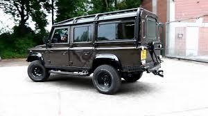 land rover himalaya land rover defender 110 met 6 5 chevrolet v8 diesel maatwerk