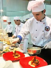 svq in professional cookery at scqf level 5 sqa