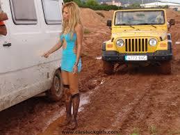 muddy jeep girls ibiza jeep girls mud stuck