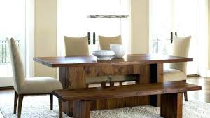 Dining Room Bench Dining Sets With Bench Oak Dining Room Bench Benches For