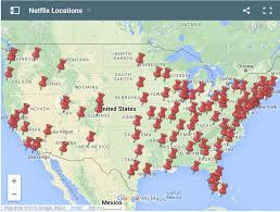 New Mexico On Map by Netflix Revolutionizing Content Creation And Distribution