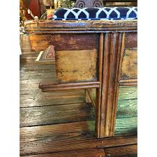 upholstered antique chinese bench antiques products and benches