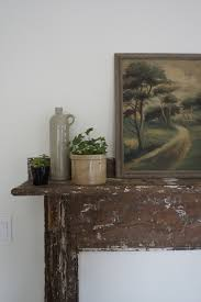 how to hang a faux fireplace mantle mrs rollman blog