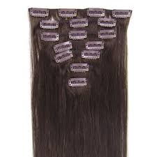 remy clip in hair extensions 32 inch brunet clip in remy hair extensions 2
