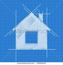 blueprint for house house blueprint stock images royalty free images vectors